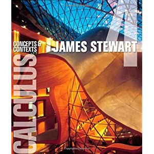 Calculus: Concepts and Contexts (Available 2010 Titles Enhanced Web Assign) (Hardcover)