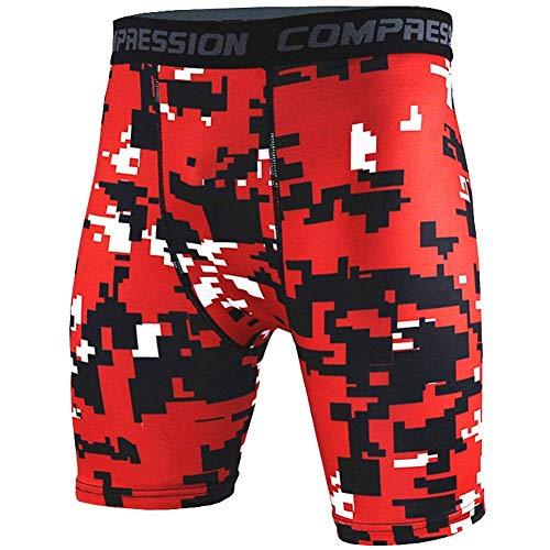L'équipement Xxl coloré Hommes De Image Image Sous Thermique Pantalon Comme Taille Serré Pour vêtement Compression Sous Fuweiencore Court gwRaBxq7z