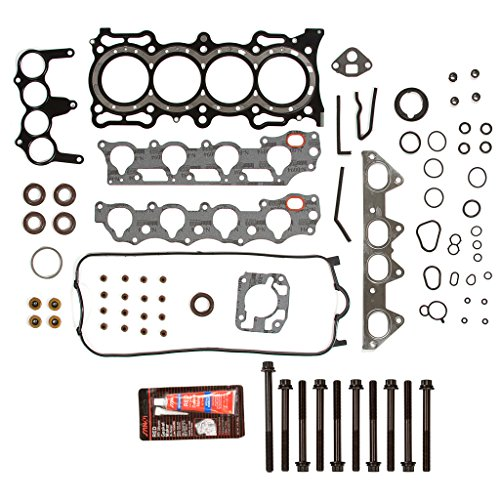 (Evergreen HSHB4010 Cylinder Head Gasket Set Head Bolt)