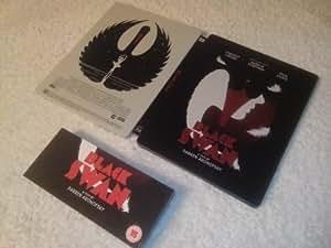 Black Swan [Blu-ray Steelbook]