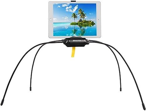 Flexible Spider Leg Tablet Stand Phone Desktop //Bed Holder For Indoor//O GGO