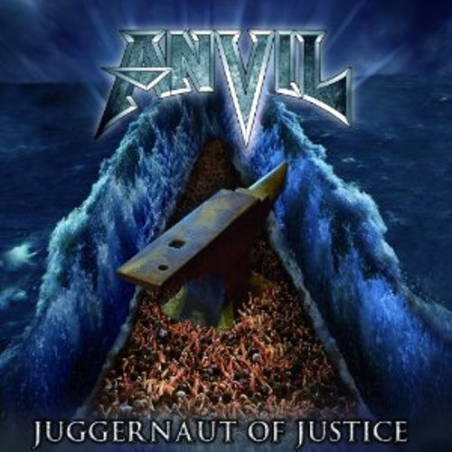 CD : Anvil - Juggernaut Of Justice (Special Edition)