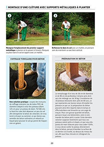 Clôtures Et Murets Collectif 9782841388288 Amazoncom Books