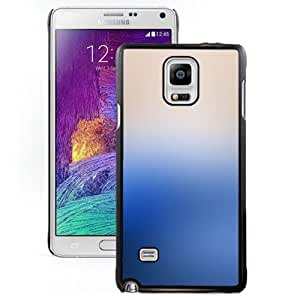 Blurry Beach Durable High Quality Samsung Note 4 Case