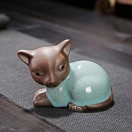 Powzz ornament Accessori per Teiera Kung Fu, Il Forno può Essere Usato per  Alzare Il