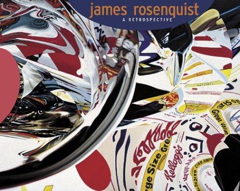 Artist Rosenquist James - James Rosenquist: A Retrospective
