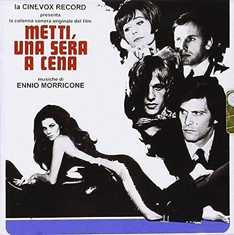 Metti, una sera a cena: Ennio Morricone, Ennio Morricone: Amazon ...