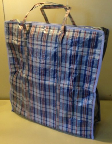 Cotton Laundry Bag With Zipper - 9