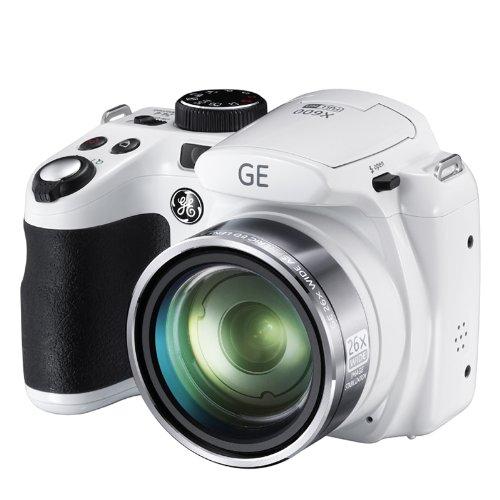 amazon com general imaging x600 wh 14mp digital camera with 2 7 rh amazon com ge digital camera c1233 user manual Digital Camera Cases