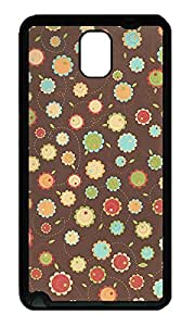 Samsung Galaxy Note 3 Cases - Summer Lovely Customize graphic pattern TPU Black N9000 Cases