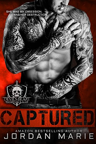 Captured: Devil's Blaze MC Book 1