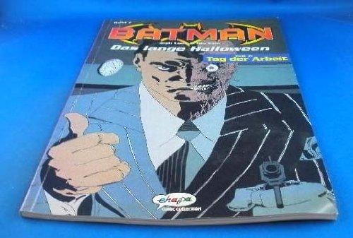 Batman, New Line, Bd.7, Das lange Halloween