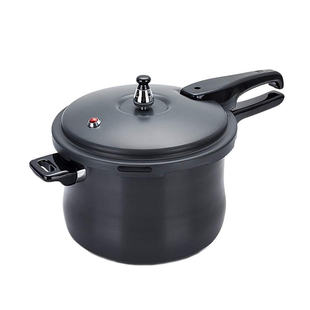 RMXMY 圧力鍋家庭用ガス誘導炊飯器掃除が簡単アルミ合金万能小型防爆圧力鍋1-2-3-4-5人 (サイズ さいず : 6L) B07RTJGL54  6L