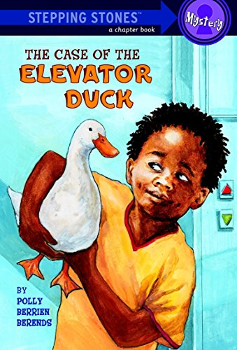 The Case of the Elevator Duck (A Stepping Stone Book(TM))