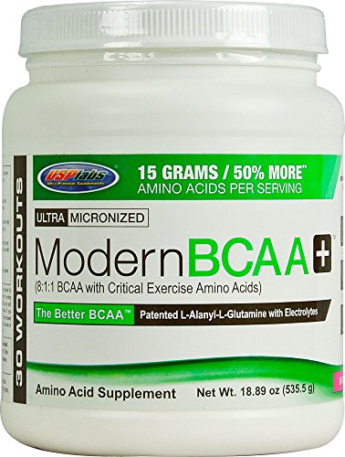 BCAA moderne Watermelon USPLabs 18,89 Poudre