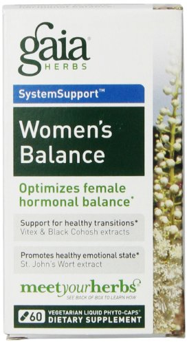 Gaia Herbs Womens Balance Phyto Capsules product image