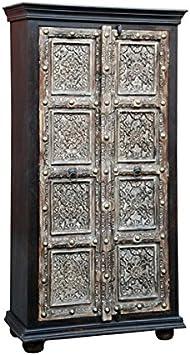Marrakech Accessoires – Pequeño – Armario ropero cansin 180 cm de ...