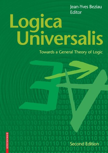 Logica Universalis: Towards a General Theory of Logic