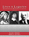Lives and Legacies, Volume Two, Blaine T. Browne and Robert C. Cottrell, 0131836323