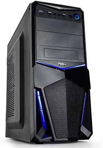 LUMAR Ordenador Sobremesa/Intel Core i5 6400 hasta 3,3GHz/8GB RAM ...