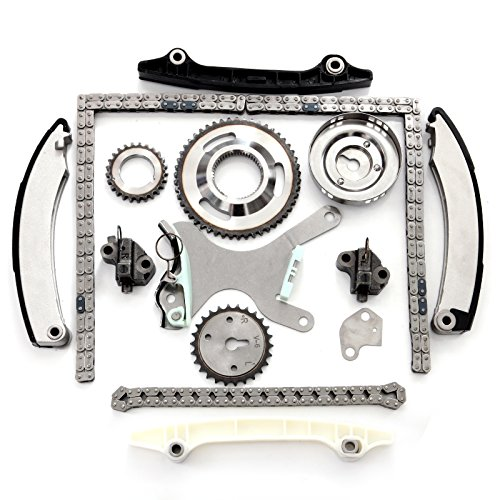 ECCPP New Timing Chain Kit for 01 - 03 Dodge Ram 1500 / Jeep Liberty 3.7L 226Cid Vin K