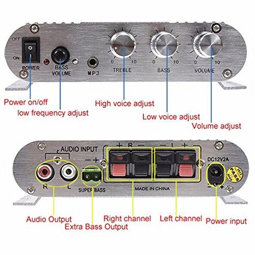 Buy mini amplifier car