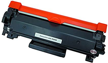 Office Ink Toner 1 Pack Replacement TN2420 TN2410 Toner Cartridges Compatible for Brother HL-L2375DW DCP-L2550DW MFC-L2715DW MFC-L2750DW HL-L2386DW HL-L2385DW HL-2370DW HL-L2350DW Printer