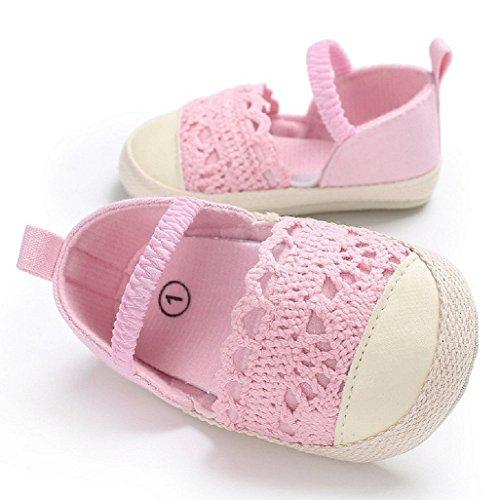 0 Rosado Verano Zapatos 12 Bebé Walker Infantil Zapatillas Sandalias Para De Meses 6 12 Princesa Bebé Niñito 6 18 Proa Primeros Auxma n1Cq6Y1w
