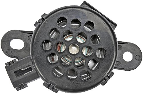 Back Up Assist Alarm Buzzer Assembly Speaker Fits 04-10 Infiniti QX56, 05-14 Nissan Armada, 05-14 Frontier, 04-08 Maxima, 13-14 NV200, 04-09 Quest, & 04-14 Nissan Titan (Replaces 25640-7S200)