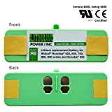 Lithium Roomba Replacement Battery For iRobot Roomba 980, 960, 890, 690, 900, 800, 700, 600, 500 Series and Scooba 450, 4400mAh - UL&CE Certified Battery Component