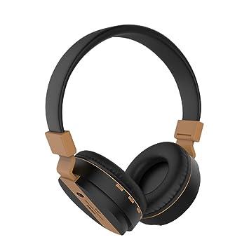 Auriculares Bluetooth, Auriculares Inalámbricos Inalámbricos Estéreo, Auriculares Plegables, Protectores De Memoria, Plegables