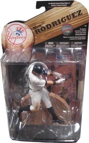 - McFarlane Toys MLB Sports Picks Series 24 (2009 Wave 1) Action Figure Alex Rodriguez (New York Yankees)