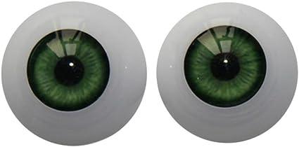22mm Reborn Baby Doll Eyes Round Acrylic Eyes For reborn baby doll kits DIY
