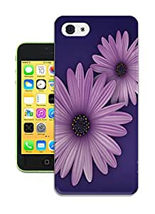 xiaohualee Purple Flowers Iphone6 4.7Hard Back Shell Plastic Skin TPU Case Iphone6 4.7Phone Case Cheap Slim Fit Protective Case