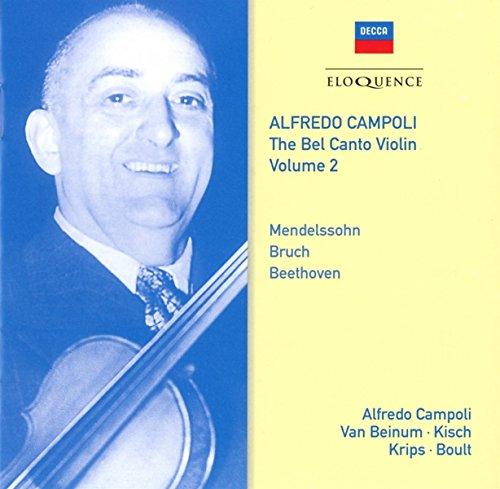 Alfredo Campoli: The Bel Canto Violin - Volume 2