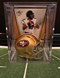San Francisco 49ers NFL Helmet mini Shadowbox w/ Jimmy Garoppolo card