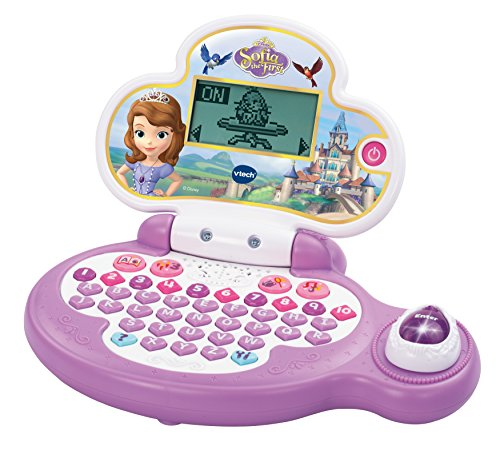 (VTech Disney Princess Sofia The First Learning Laptop)