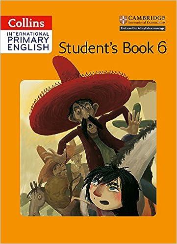 Collins Cambridge International Primary English – International Primary English Student's Book 6 PDF Descargar
