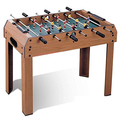 Table Soccer Foosballs/Tabletop Foosball,Deluxe Mini,Table Top Football,Foosball Family,Fun Gam,Suitable