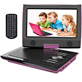 ieGeek Region-Free 11-inch Portable DVD Player for Car/Kids with 9.5 inch Higher Brightness