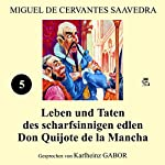 Leben und Taten des scharfsinnigen edlen Don Quijote de la Mancha (Buch 5) | Miguel de Cervantes Saavedra