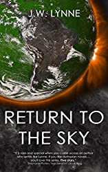 Return to the Sky: A Romantic Dystopian Adventure (The Sky Series, Book 2)