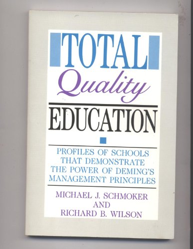 Total Quality Education
