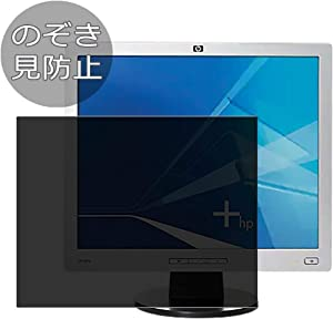 """Synvy Privacy Screen Protector Film for HP L1906 19"""" Display Monitor Anti Spy Protective Protectors [Not Tempered Glass]"""