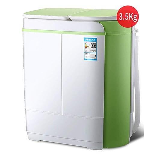 Washer Mini Lavadora PequeñA Tina Doble Lavadora PortáTil Y ...