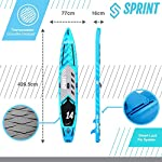 Bluefin-Sprint-Tavola-Stand-Up-Paddle-Pacchetto-da-Touring-SUP-Gonfiabile-da-14-Spessore-6-Pagaia-Ultraleggera-in-Vetroresina-Spazio-di-Carico-Tutti-Gli-Accessori-Garanzia-di-5-Anni