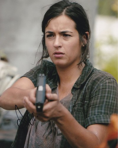 - Alanna Masterson - The Walking Dead Signed Autographed 8 x 10 Photo