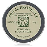Pre de Provence Men's Shave Soap in Tin, 0.38-Inch/150gm