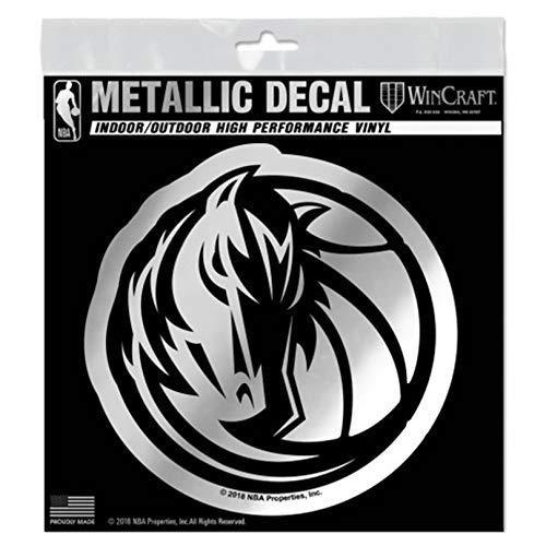Dallas Mavericks S67107 Metallic Window Decals