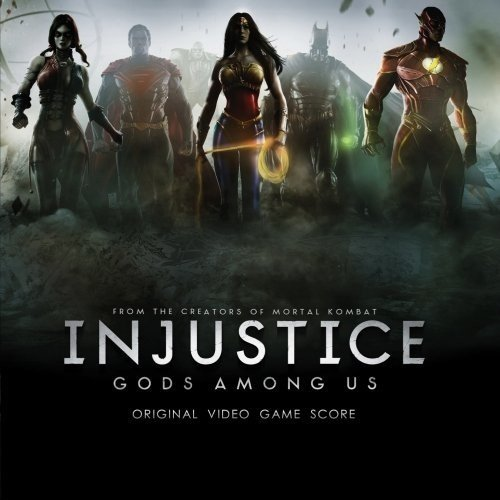 Price comparison product image Injustice: Gods Among Us - Original Video Game Score